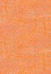 sonriza print orange